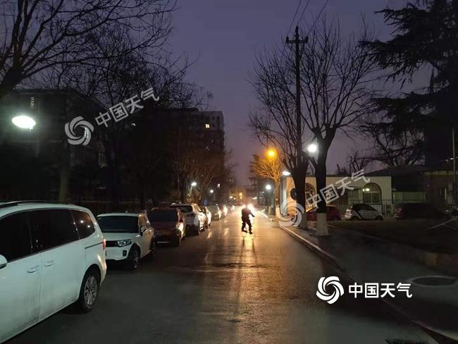 强冷空气来了!北京降温达10℃  北风呼啸到明天