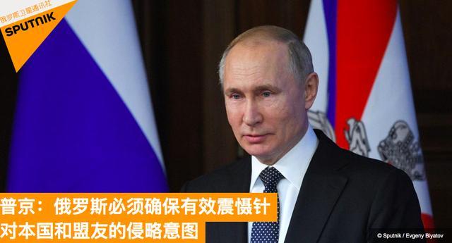俄罗斯卫星通讯社报道截图