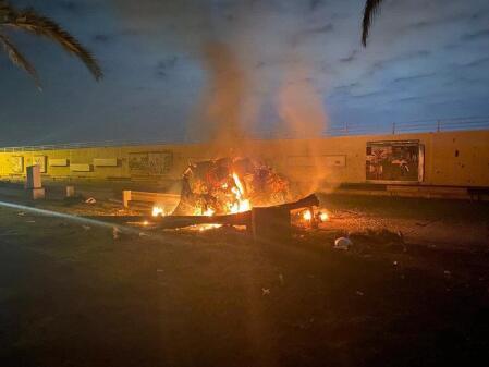 原油期货开户公司突发!美国袭击巴格达机场伊朗圣城旅首领身亡油价飙升4%