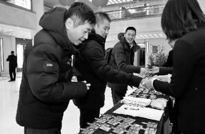 政协委员报到为长春市新一年的发展积极建言献策