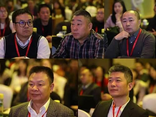 参加论坛的部分龙马企投家学员