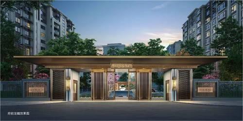 北京城建・府前龙樾
