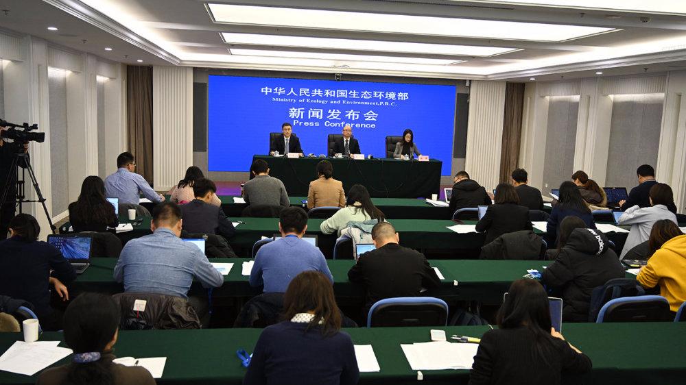 生态环境部:2019年北京PM2.5浓度同比降12.5%