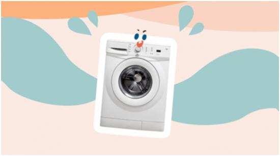 在自动洗头机、洗澡机和卸妆机被发明出来前,洗衣机绝对是懒癌患者心中好用家电之一。