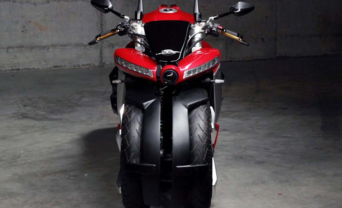 售价10万欧元起 Lazareth LM410四轮摩托亮相
