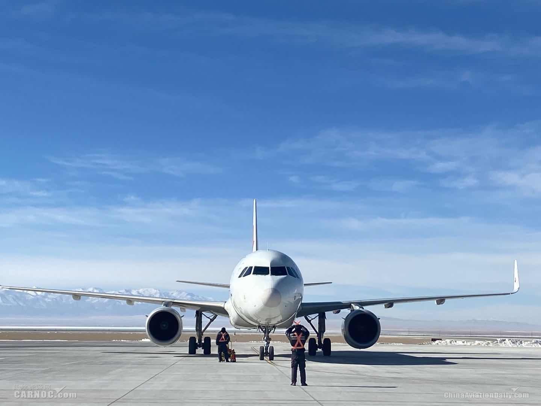 青海機場公司逐步恢復航線航班
