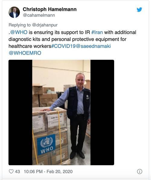 物化亡率超10%、拒绝封城、多名高官确诊,伊朗疫情引发中东忧郁闷