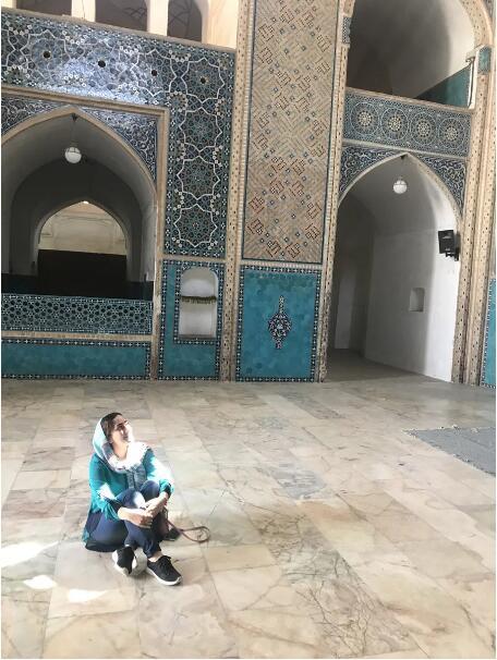 公号停更两年后,今天吾要写一篇伊朗的游记!