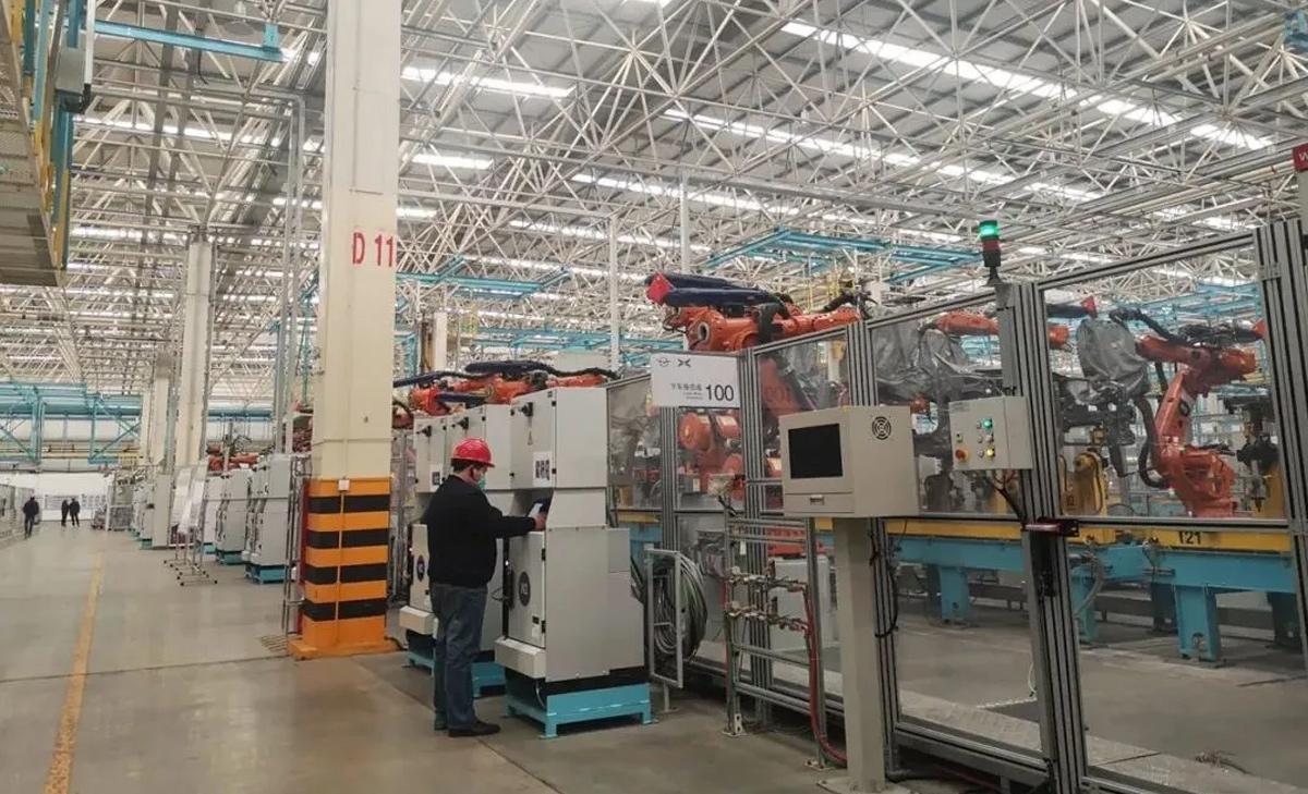 海馬汽車積極復工復產 產銷量將逐步恢復