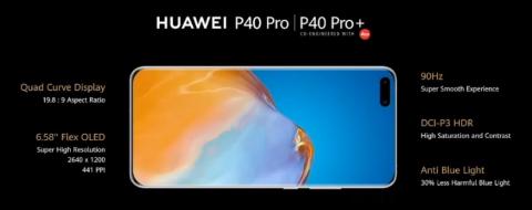 华为P40惊艳发布 一大波新技术来袭(A股受益公司一览)