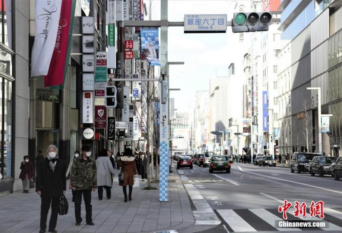 日媒:日本或将把感染者激增的美国列为拒绝入境对象