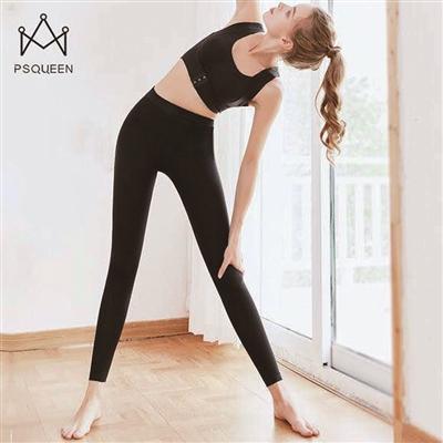 百搭美腿小黑裤 运动瑜伽都可穿
