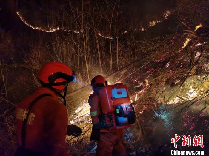 今年3月份云南发生森林火灾26起
