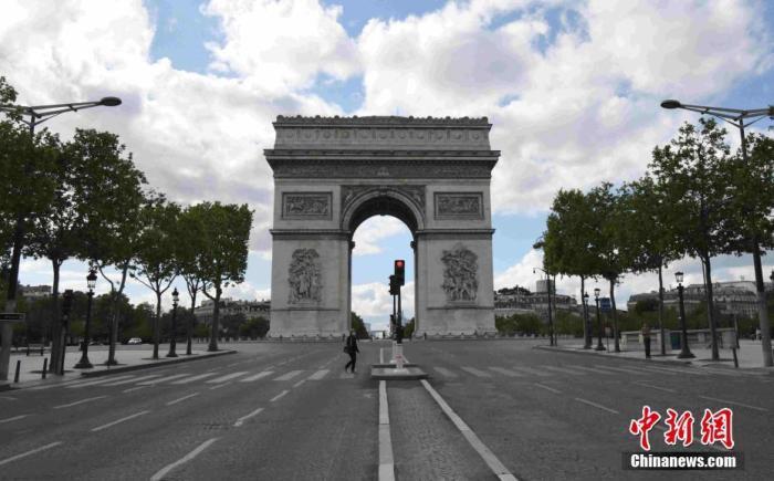 研究称新冠病毒去年12月底已在法国传播 病例与中国无关联