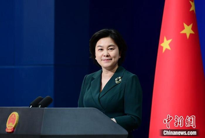 中国已向美国提供逾66亿只口罩、近7500台呼吸机
