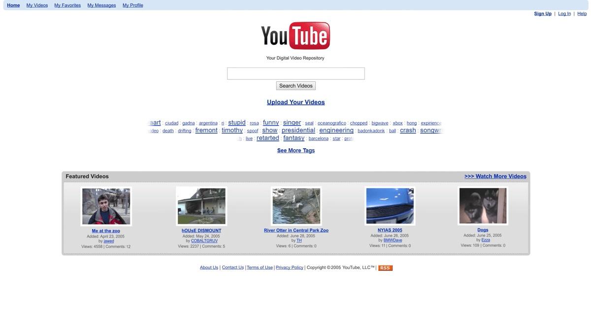 YouTube 十五周年:一个失败的约会网站,如何成为了在线视频之王?