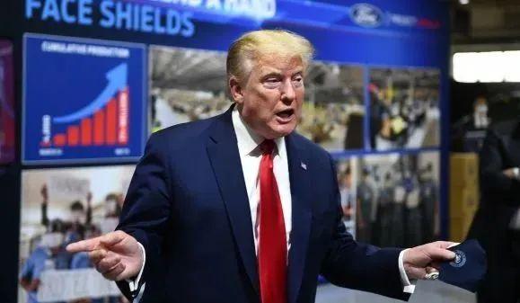特朗普称疫情反弹也不关闭美国