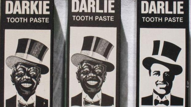 """叫了80年的""""黑人牙膏"""",突然要改名了!背后原因是...强生宣布:下架、停售美白产品!"""