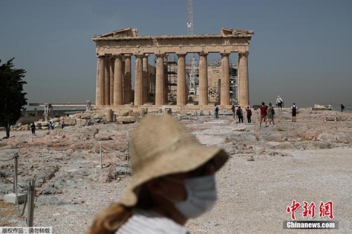 希腊境外输入新冠病例增多 将启动病毒检测新技术