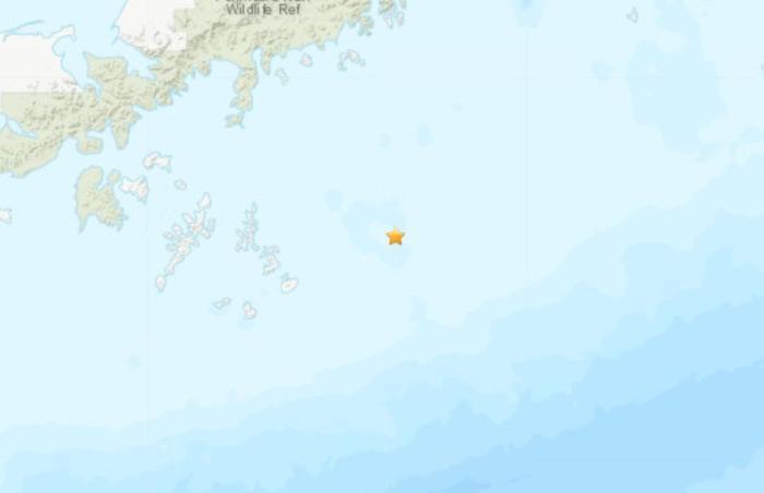 美阿拉斯加7.8级强震暂未致人员伤亡 海啸预警已解除