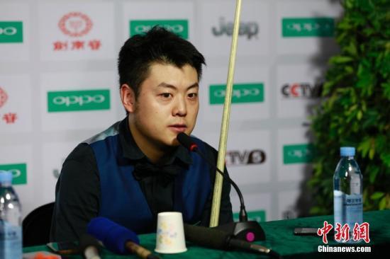 斯诺克世锦赛资格赛:中国军团仅剩梁文博一人-新闻频道-和讯网