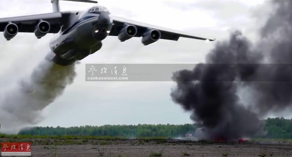 俄将研发新一代重型军用运输机 将具备空中加油能力