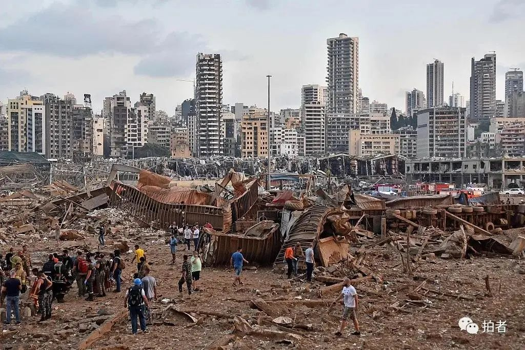 黎巴嫩爆炸遇难人数升至113人丨24小时最全梳理(多图多视频)