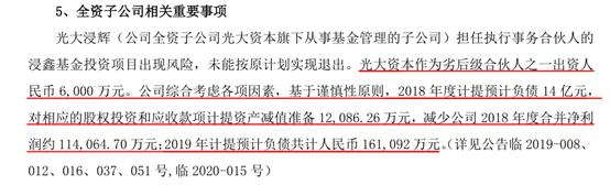 MPS项目涉诉35亿赔款终于落地!光大证券回应:未造成实质影响,上半年依托改革业绩增长显著