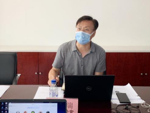 中国银行业协会法律顾问卜祥瑞讲话