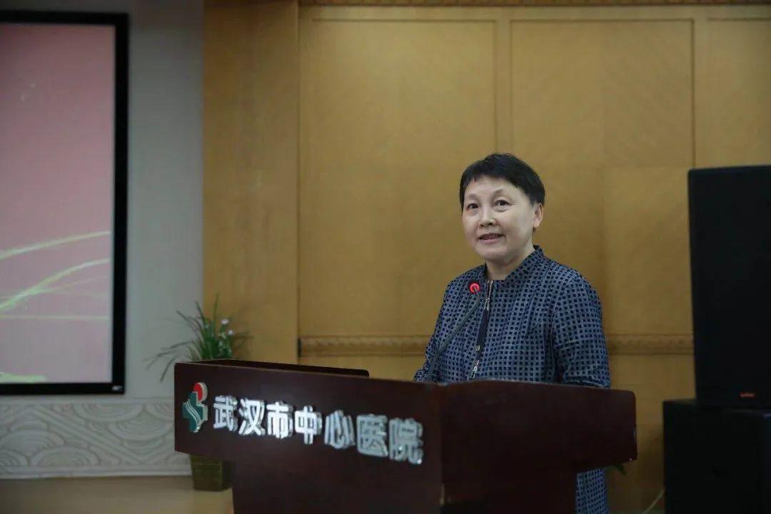 中心医院|武汉中心医院原书记蔡莉因何被免职?