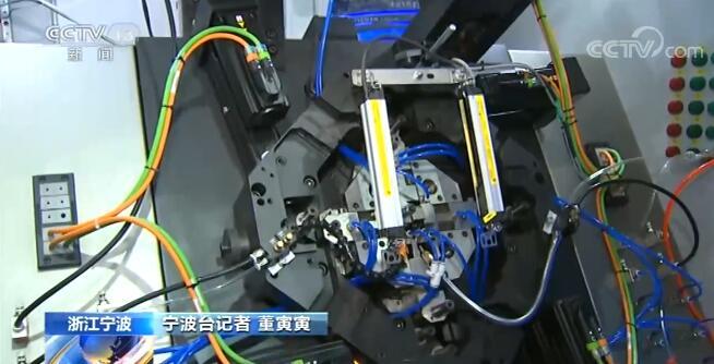 """""""智博会""""新发现:新技术推动传统制造业转型升级"""