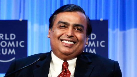 """""""亚马逊等全球巨头盯上印度零售肥羊 印度首富:对不起请排队"""