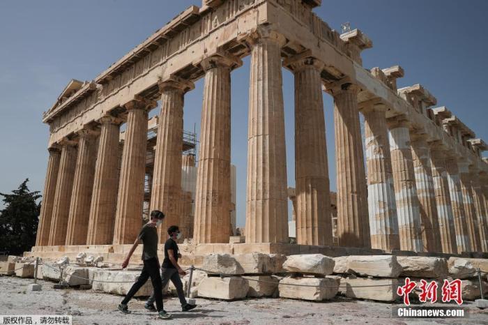 重症患者激增ICU告急 希腊阿提卡防疫禁令进一步升级