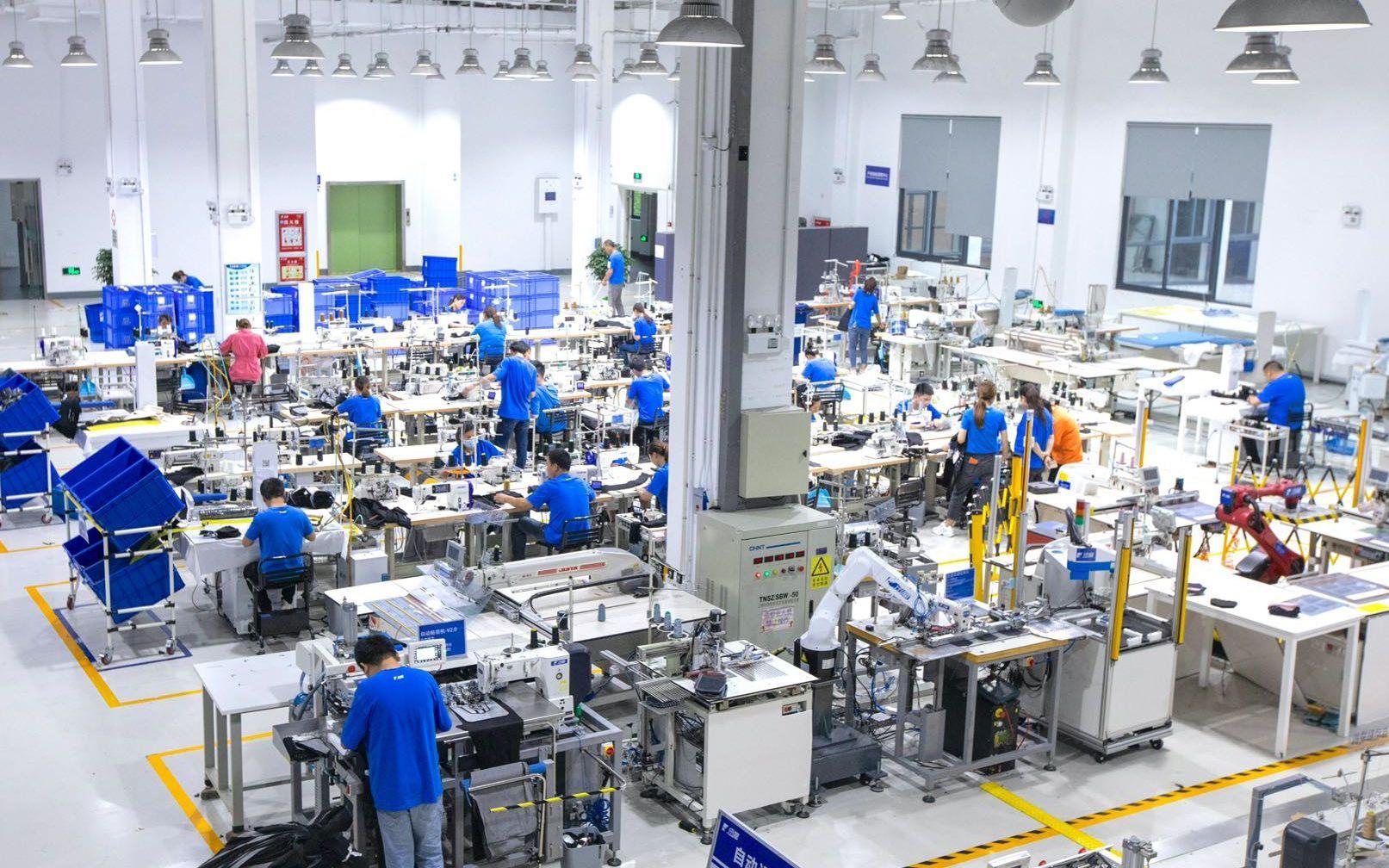 走访阿里犀牛智造工厂:50%无人化生产,大部分订单1小时完成