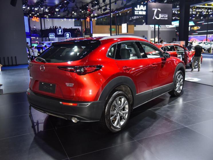 售19.99万元 压燃版马自达CX-30上市
