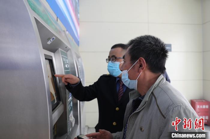 """""""十一""""黄金周首日兰铁局发送旅客量创疫情以来单日新高"""