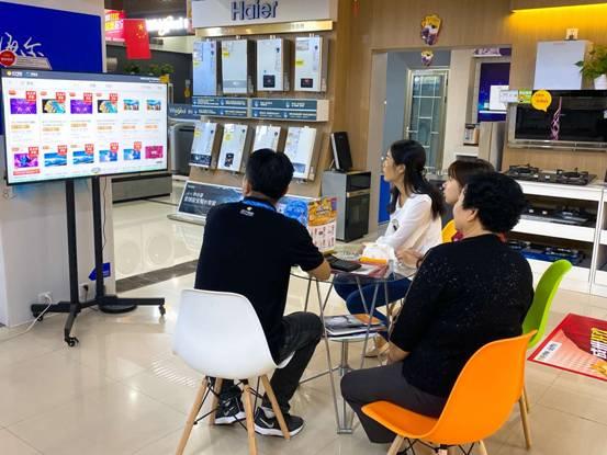 苏宁零售云线上销售同比增长676%张近东:加速下沉市场数字化赋能