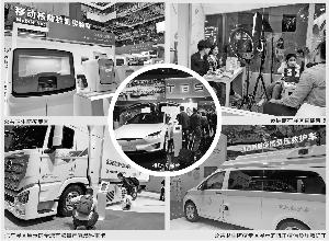 全球行业新风劲吹 新能源车成进博会大风口