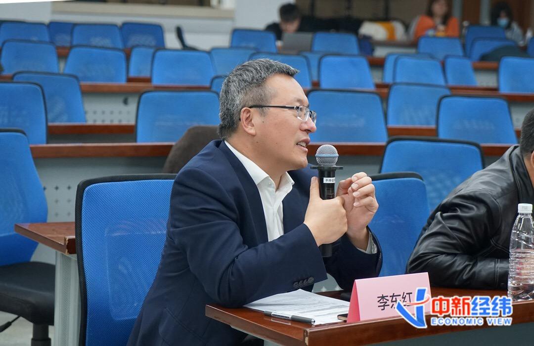 清华大学李东红:疫情使全社会数字化程度上一个台阶