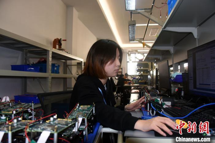 聚焦智能物流半导体封装 中国科创企业致力打造创新主体