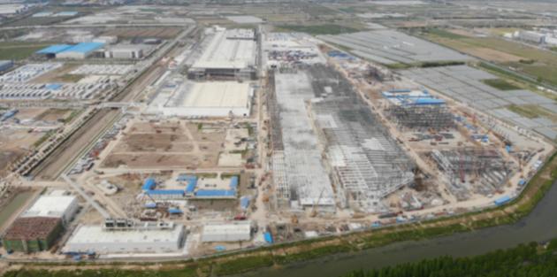 特斯拉投资4200万在上海新建一座V3超级充电桩工厂