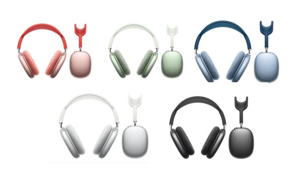 高端头戴式耳机AirPods Max亮相 消息称松井股份供应相关涂料产品