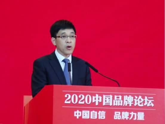 """李静仁:聚力品牌 在新赛道上为""""中国制造""""增光添彩"""