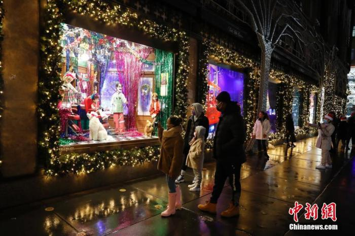 "usdt钱包(caibao.it):纽约州州长发""圣诞声明""吁假期对疫情保持警惕 第1张"