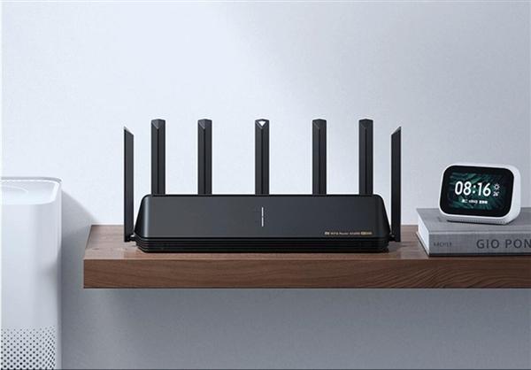 电银付小盟主(dianyinzhifu.com):小米旗舰路由AX6000即将发售:首发WiFi 6增强版 599元 第1张