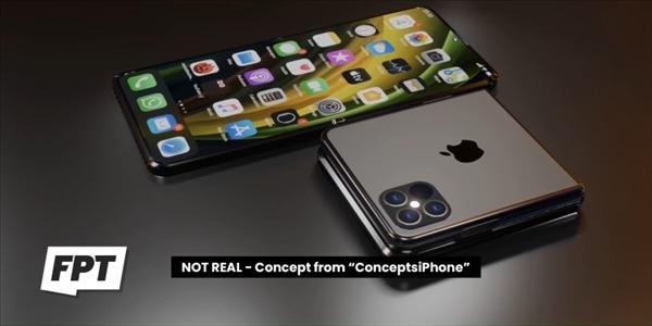 usdt充值(caibao.it):曝富士康正为苹果测试折叠iPhone原型机!搭载三星柔性OLED面板 第2张