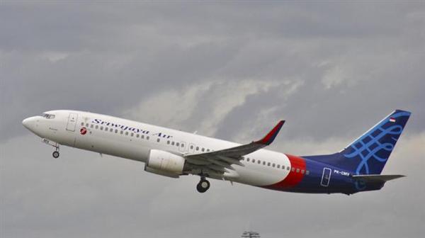 印尼一客机失联:官方确认已坠毁