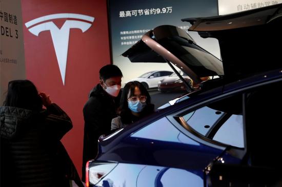 消息称特斯拉正在中国寻找设计总监专为中国市场设计汽车