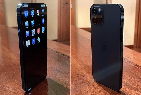 苹果大意了:iPhone 12 Pro原型机曝光 并非运行iOS