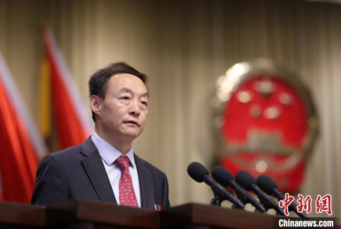 """西宁市长:筑牢城市绿色本底 打造""""最干净高原城市"""""""